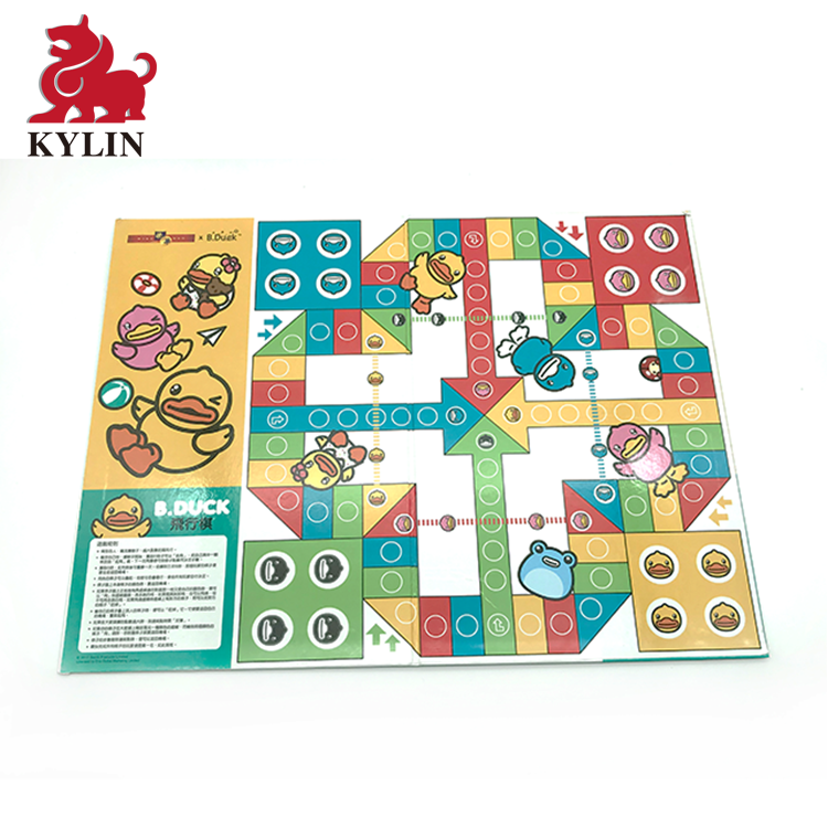 Hot sale custom make best family toy board game manufacturer lower price high quality