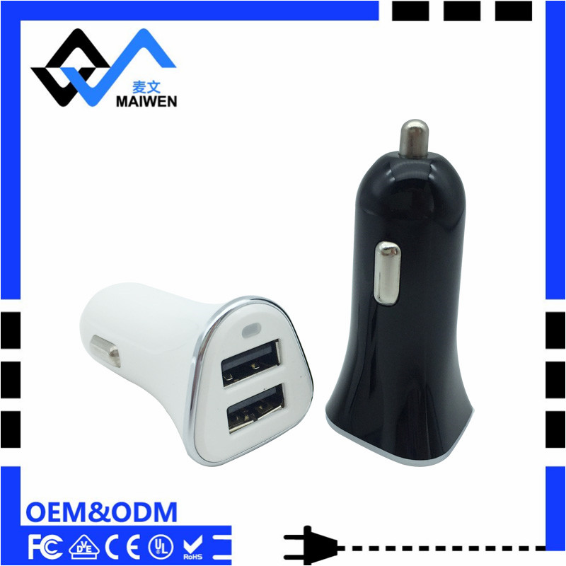 Fashionable Intelligent Accessories All In One Universal Type Travel Car Charger