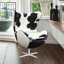 Egg Chair Cowhide, Egg Chair Cowhide Suppliers And Manufacturers At  Alibaba.com