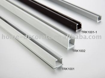 Curtain Aluminum Track Buy Aluminum Curtain Rail