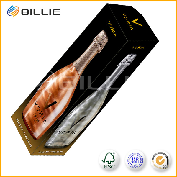 Payment Safety Guarantee Double Wine Box