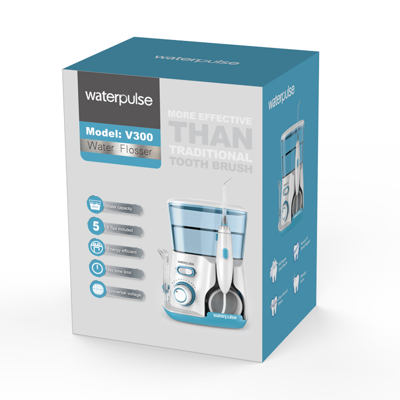 Waterpulse V300 dental hygiene Water Flosser Oral irrigation