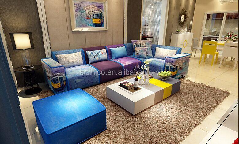 Bisini Contemporary Fashionable Living Room Sofa Set,Creative ...