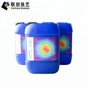 Digital Textile Printing Ink Reactive Dye Ink For Epson DX4 DX5 DX6 DX7