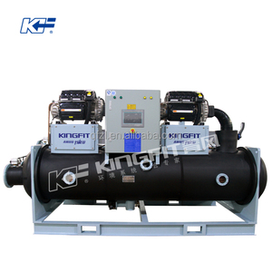 R134a Frequency Conversion Magnetic Levitation (Maglev) Oil free Centrifugal Chiller