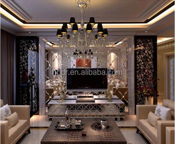 Fornitura di alta qualità decorativo specchio a parete di
