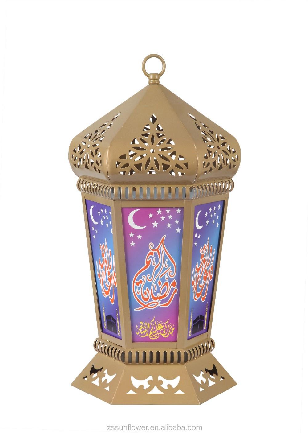 Антикварные подсвечники рамадан фонарь железный настольные