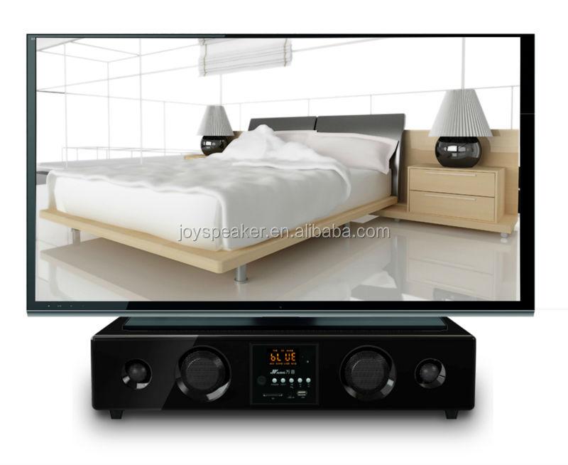 5 1 casse wireless surround home theatre di tv barra audio for Casse per tv