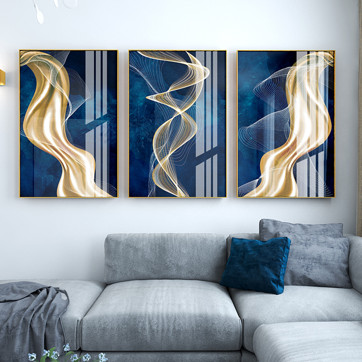 Living room modern abstract wall art deco <strong>pictures</strong>