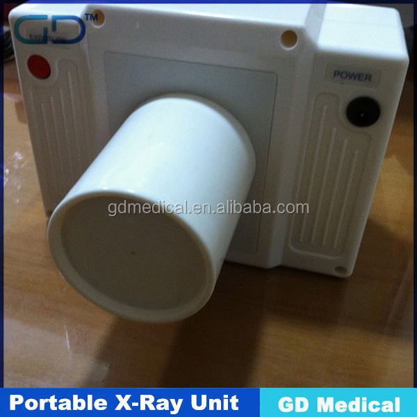 GD Medical CE Approved handheld x ray