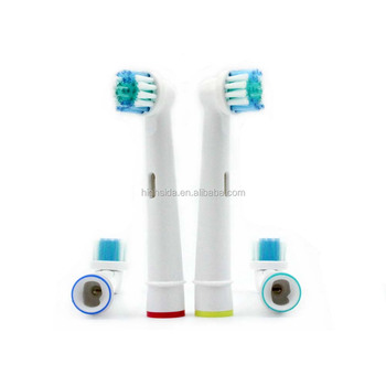 Vibrate Electric Toothbrush Heads SB17A Adapt To Braun Oral B