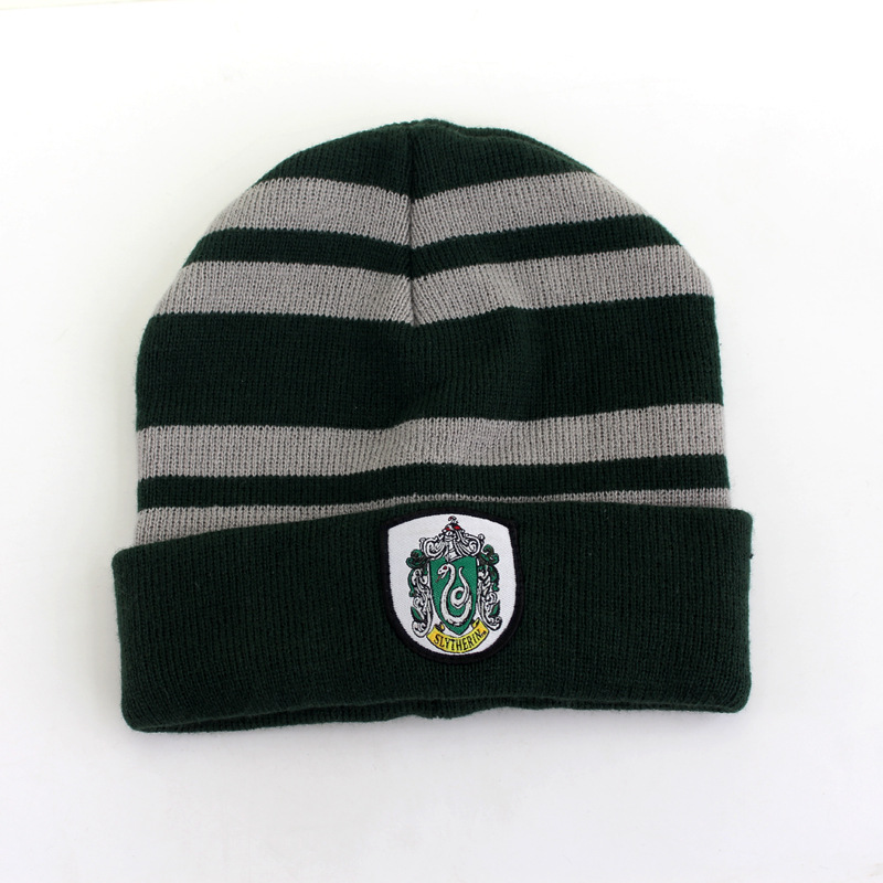 Wholesale Fashion Knit Stripe Harry Potter Hat For Cosplay Hat
