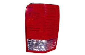 OE Replacement Chrysler Aspen Passenger Side Taillight Lens/Housing (Partslink Number CH2819116)