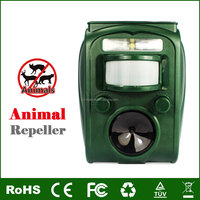 Greathouse solar energy mole repellent Solar-powered electronic pest control devices GH-501