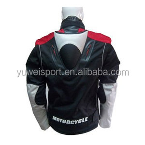 China Custom Motorcycle racing suit leather jacket