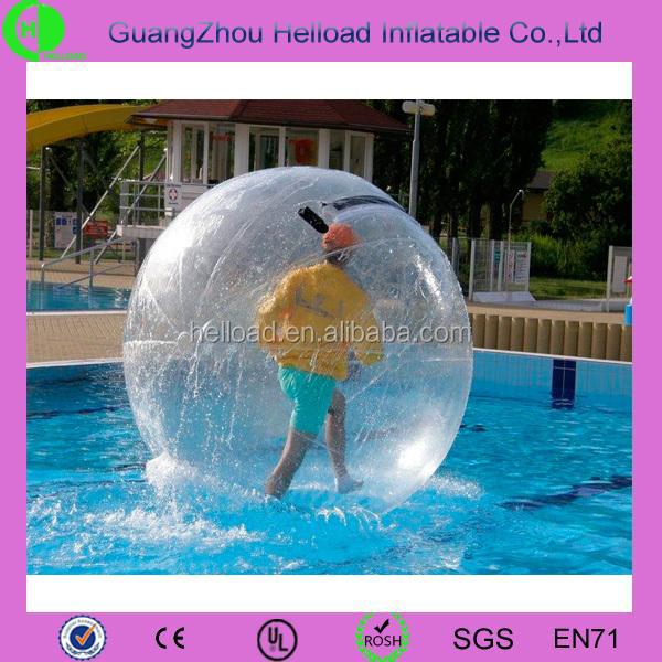 populaire herbe marche de l 39 eau boule de zorb ballon gonflable personne l 39 int rieur pas. Black Bedroom Furniture Sets. Home Design Ideas