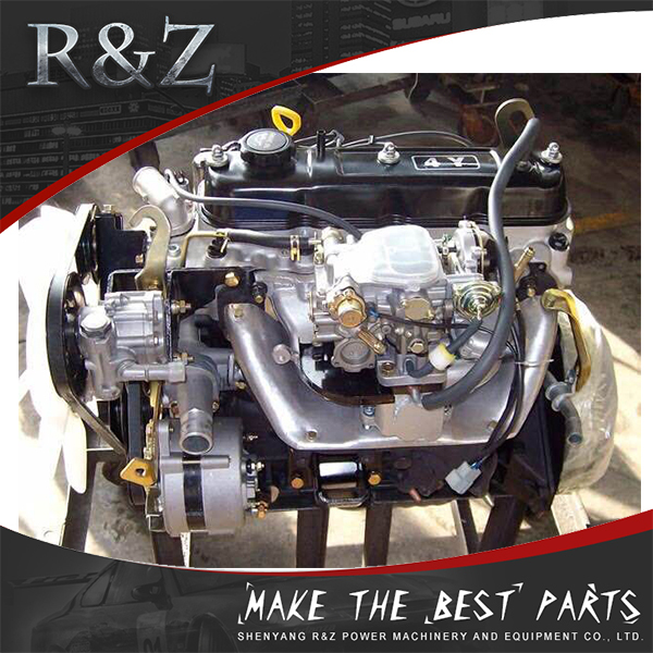 High performance 3Y engine for Toyota hiace/Hilux, View hilux engine, R&Z  Product Details from Shenyang R&Z Power Machinery And Equipment Co , Ltd   on