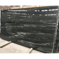 Natural wall design fantasy stone countertop price olive green granite