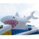Shark Parts Toy Kids Pool Pipe Dubai Giant Adult Long Inflatable Floating Water Slide For Sale For Boat