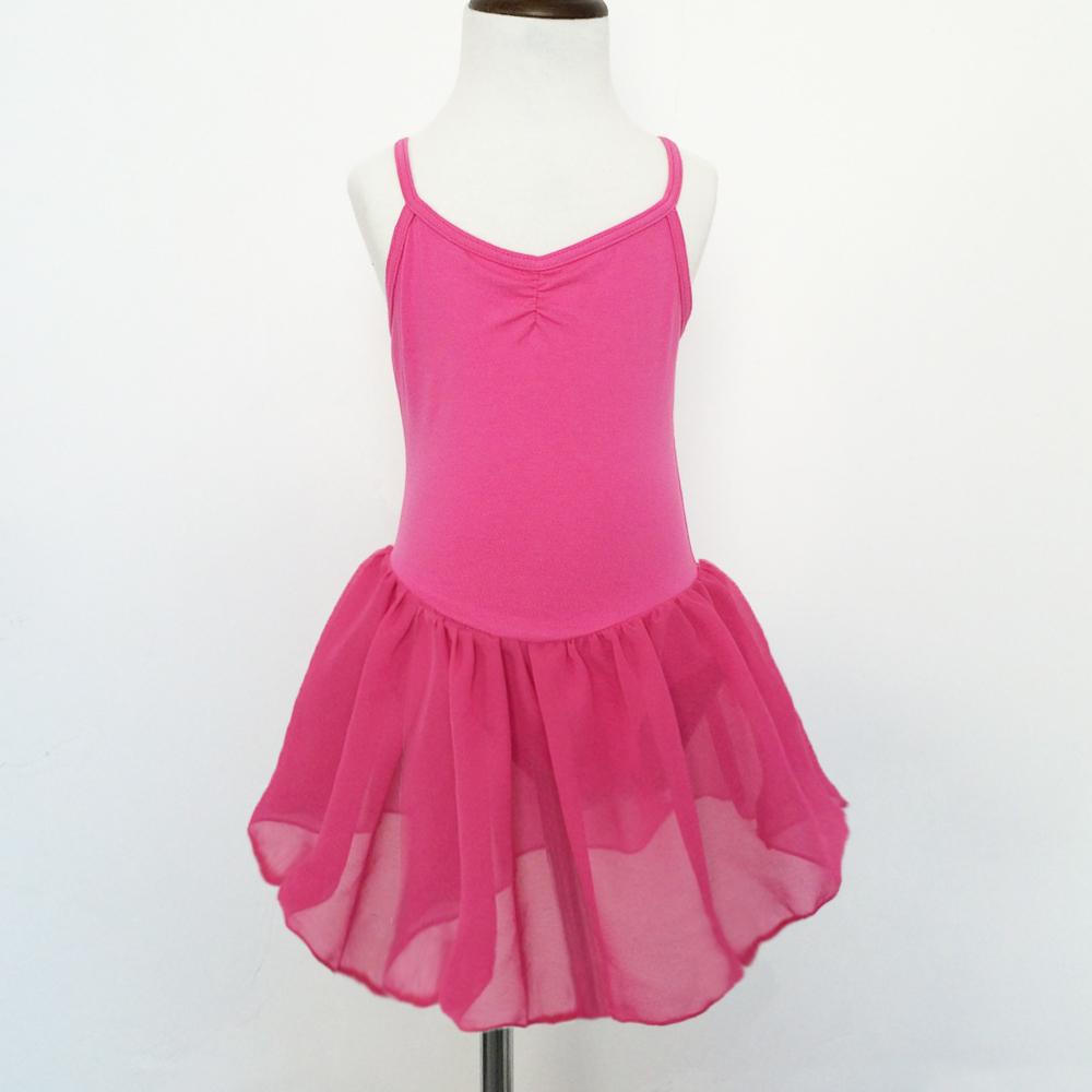 f8fb3cb1e Buy Hot Sale 2015 Hot Pink Leotards Fashion Kids Girls Chiffon ...