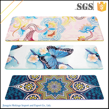 Smooth exercise mat custom printed yoga mats manufacturer