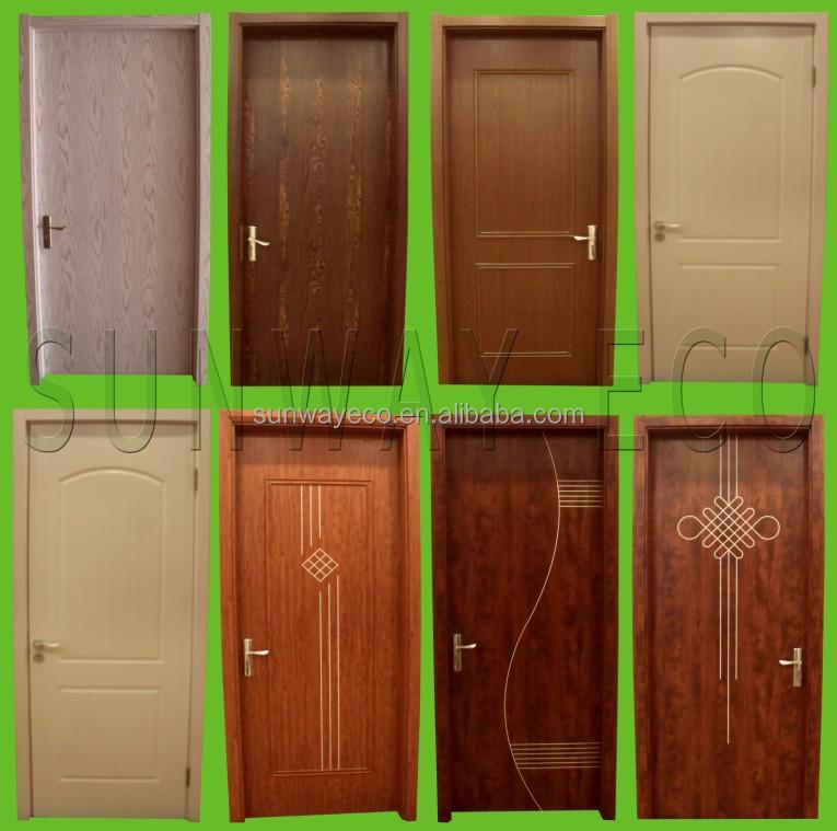 Residential Door Designs best 25 door design ideas on pinterest Solid And Safety Wpc Door Residential Entry Doors Design Tcd 22