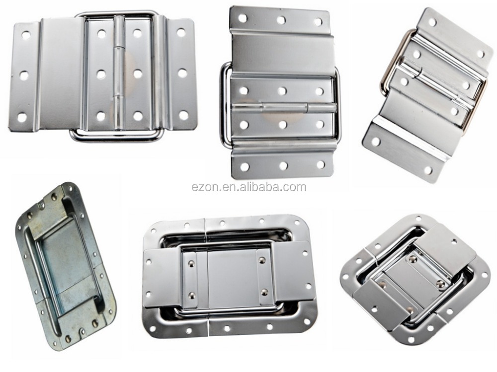Flight case hardware lid stay Strut hinge with lid stay/Flight case fitting hinge with lid stay/Case hardware accessories hinge