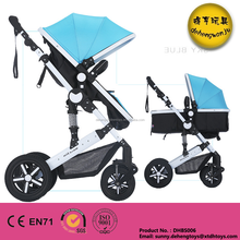 3 in 1 Baby Stroller with Carrying Cot adjustable light Weight suitable for neonate baby pram