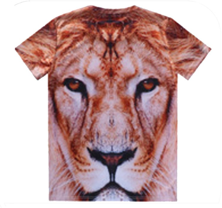 Wholesale professional fashionable print custom elongated t shirt
