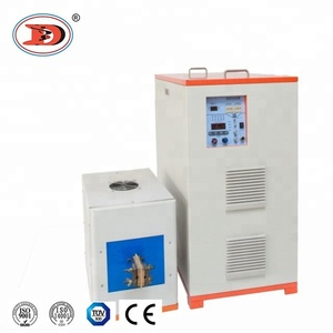 Widely Used Ultra high Frequency heating Induction annealing machine