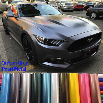 Matte Grey Car >> New Arrival Carbon Grey Color Matte Chrome Car Vinyl Pearl Metal Film Buy Pearl Metal Film Heat Transfer Vinyl Film Chrome Wrap Vinyl Film Product
