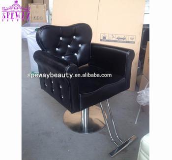 Chaise De Coiffure Stations Equipement Coiffeur Pour Salon Manucure