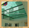 Clear And Colored Big Sheet Laminated Glass With 0.38 0.76 PVB