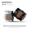 Remax portable bluetooth phone speaker for home theater with hands free