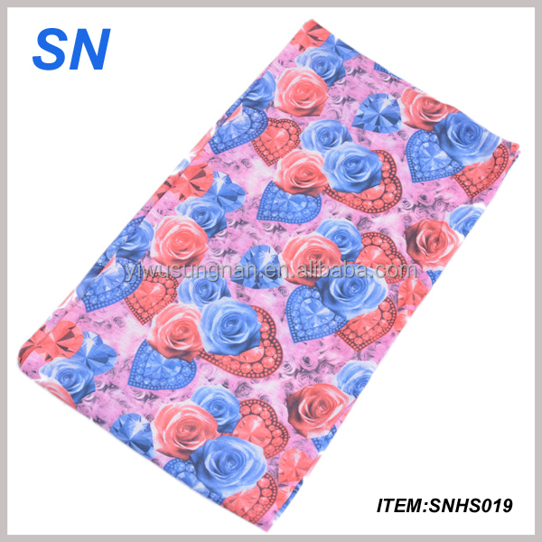 Wholesale 2019 yiwu high quality top brand scarf