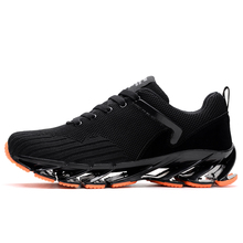 LAPEN 615 Male Non Slip Sport Shoes Men casual Blade Running Shoes