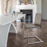 New arrival simple design metal dining chair