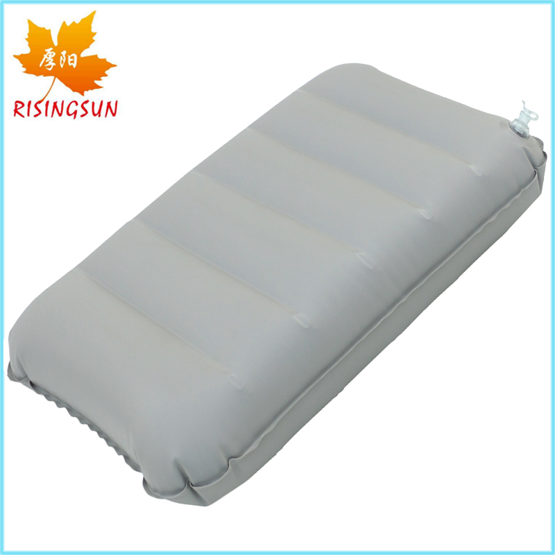 Risingsun Inflatable airmattress pvc convenience and comfortable outdoor waterproof