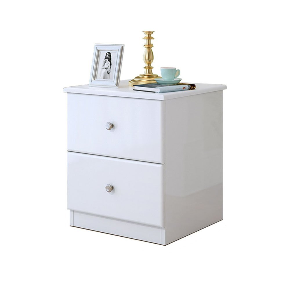 AiHerb.LT nightstand Bedside Cabinets Solid Wood Storage Cabinets Lockers Pine Cabinets Bedside Cabinets Drawer Cabinets (Color : C)