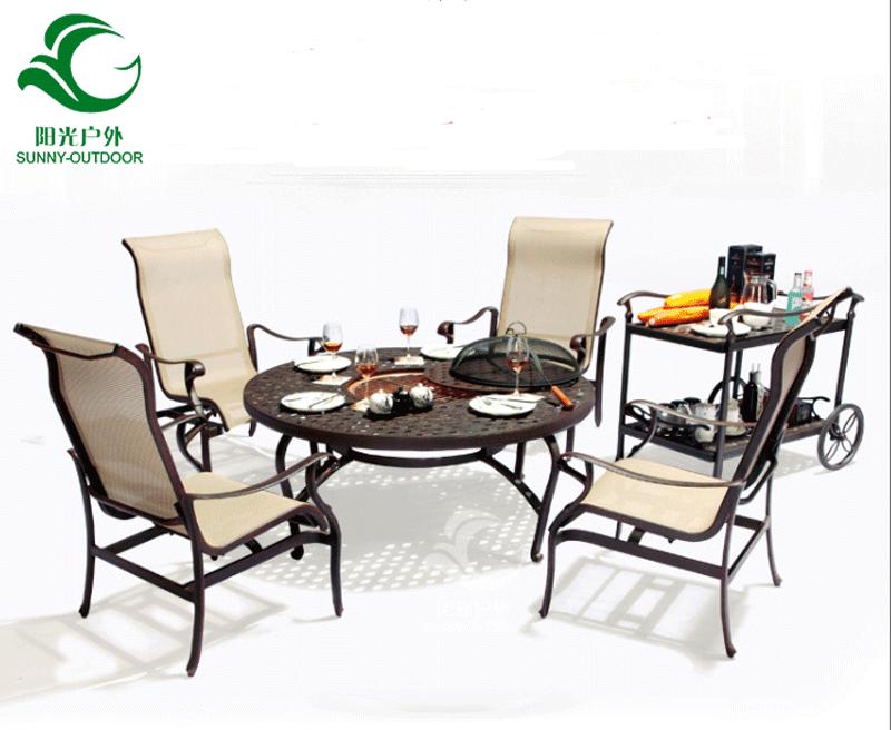 Garden Patio Furniture Bbq Dining Sets