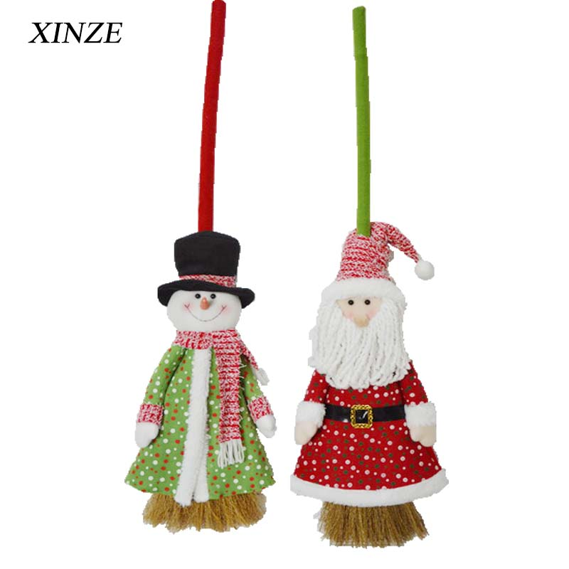christmas ornament broom christmas ornament broom suppliers and manufacturers at alibabacom - Christmas Broom Decoration