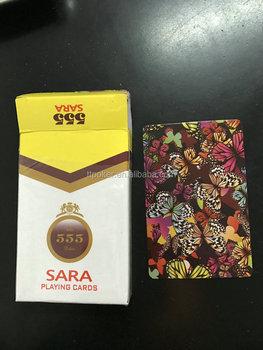 Hot Sale Multicolor Standard Size Stylish Designs 555 Playing Cards - Buy  Stylish Designs 555 Playing Cards,Standard Size 555 Playing Cards,555
