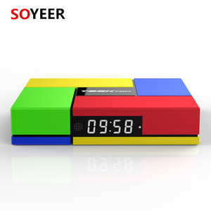 Soyeer T95K Pro Tv Box Firmware Update S912 Android Tv Box S912 Octa CoreTv  Box