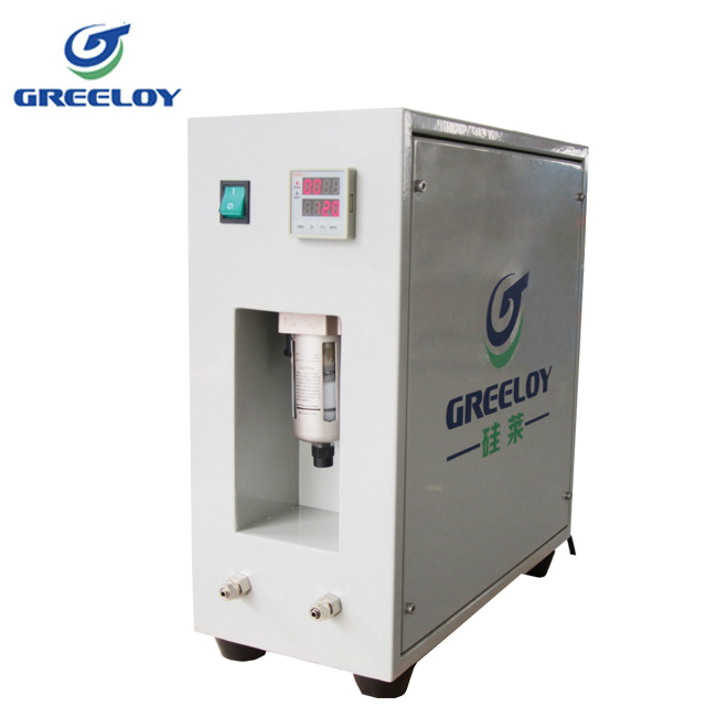 Compressed air dryer for air compressor