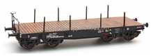 ho gauge railway freight wagon for sale