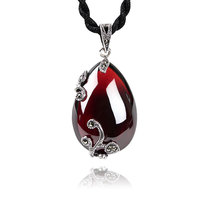 Taidian brand fashion jewelry necklace for women jewelry sets gemstone chip necklace natural