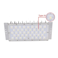 50w 60w 70w 80w 100w 150lm/w water proof IP66 high power led street lighting module