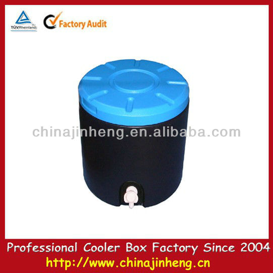 promotional portable water jug with bottom tap,drinking water jug