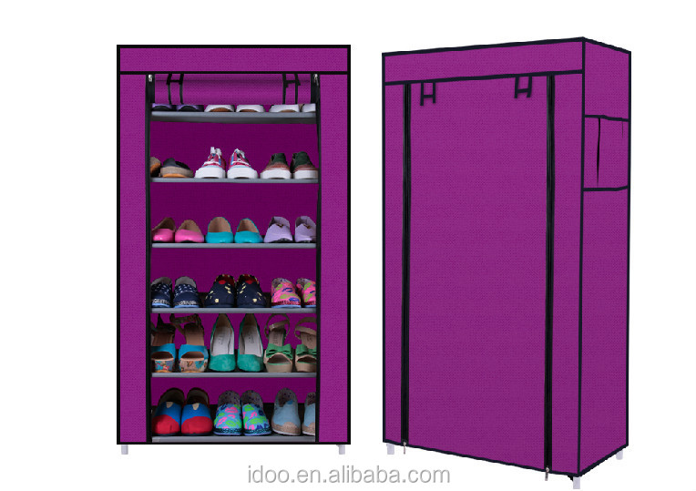 Modern NEW Portable Clothes Shoe Rack Organizer Cabinet Storage 10 Tier shoe rack