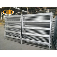 farm used heat treated livestock panels cattle sheep fence